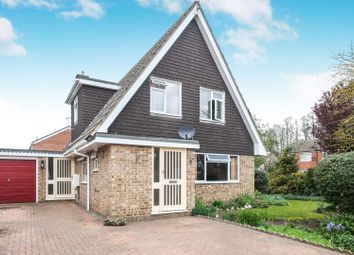 Thumbnail 3 bed detached house for sale in Malsters Close, Mundford, Thetford