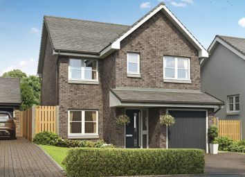 Thumbnail 3 bedroom detached house for sale in Clare Crescent, Larkhall