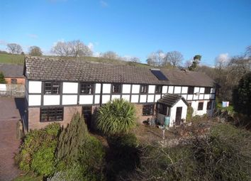 Thumbnail 4 bed detached house for sale in Penbryn, Moelygarth, Welshpool, Powys