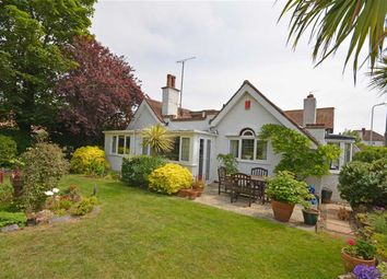Thumbnail 3 bed detached bungalow for sale in Northdown Way, Margate, Kent