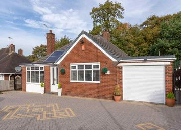 Thumbnail 3 bed detached bungalow for sale in Clough Hall Road, Kidsgrove, Stoke-On-Trent
