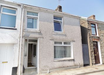 Thumbnail 3 bed semi-detached house for sale in Rock Street, Aberkenfig, Bridgend.