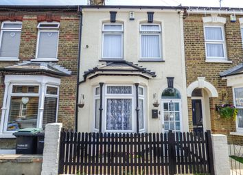 Thumbnail 3 bedroom terraced house for sale in Stanbrook Road, Gravesend, Kent