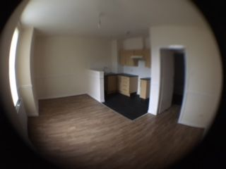 Thumbnail 1 bedroom flat to rent in Merton Road, Bootle, Merseyside