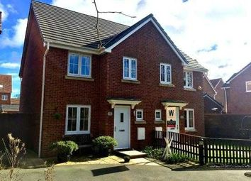 Thumbnail 4 bed semi-detached house to rent in Saunton Walk, Buckshaw Village, Chorley