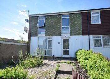 Thumbnail 3 bedroom end terrace house for sale in Newton Road, Duston, Northampton