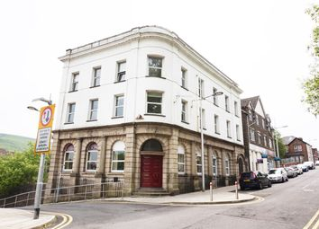 Thumbnail 2 bed flat for sale in Armoury Hill, Ebbw Vale
