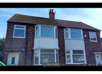 Thumbnail 3 bed semi-detached house to rent in Nelson Road, Nottingham