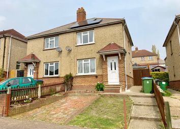 Thumbnail 3 bedroom semi-detached house for sale in Laburnum Road, Bassett Green, Southampton