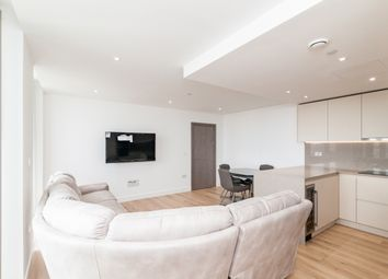 Thumbnail 2 bed flat to rent in Vaughan Way, Wapping