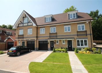 Thumbnail 3 bed terraced house for sale in White Lodge Close, Tadworth