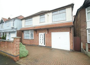Thumbnail 4 bed detached house for sale in Woodland Drive, Nuthall, Nottingham
