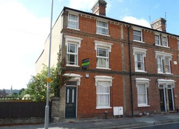Thumbnail 3 bed maisonette to rent in Anglesea Road, Ipswich