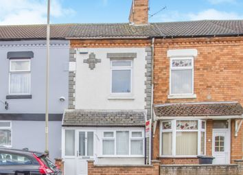 Thumbnail 2 bedroom terraced house for sale in Fairfax Road, Leicester