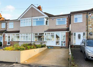 Thumbnail 3 bed semi-detached house for sale in Crofton Avenue, Bexley, Kent