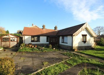 Thumbnail 2 bedroom detached bungalow for sale in War Office Road, Bamford, Rochdale