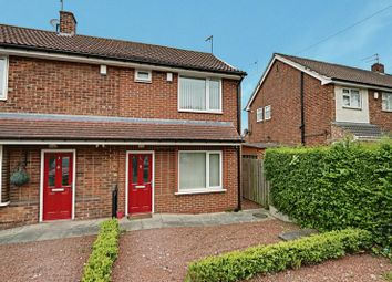 Thumbnail 2 bed terraced house to rent in Station Road, Hessle