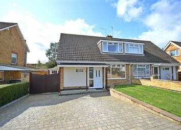 Thumbnail 3 bed semi-detached bungalow for sale in Knightscliffe Way, Northampton
