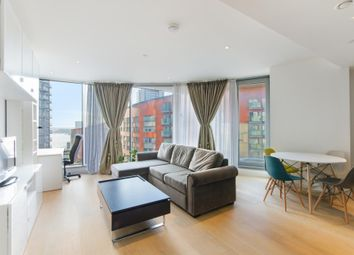 Thumbnail 1 bedroom flat to rent in Charrington Tower, New Providence Wharf