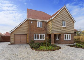 The Teasel, Radstone Gate, Thorn Lane, Stelling Minnis CT4. 4 bed detached house for sale
