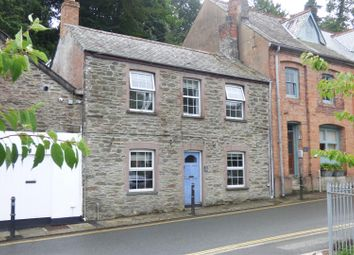 Thumbnail 4 bed property for sale in Station Road, Fowey