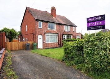 Thumbnail 2 bed semi-detached house for sale in Woodrow Lane, Bromsgrove