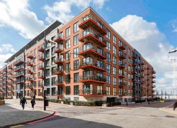 Thumbnail 1 bed flat to rent in Warehouse Court, Royal Arsenal Riverside, Woolwich, London