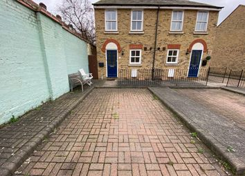 2 bed semi-detached house to rent in Twycross Mews, Greenwich, London SE10