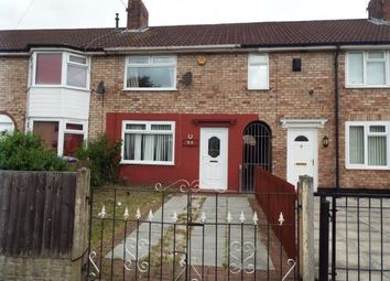 Thumbnail 3 bed terraced house for sale in Clanfield Road, Liverpool, England, Great Britain