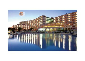 Thumbnail 2 bed apartment for sale in Hotel Paraiso Albufeira, Albufeira E Olhos De Água, Albufeira
