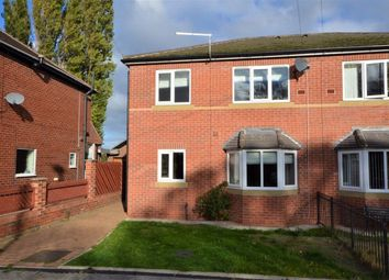 Thumbnail 2 bed terraced house to rent in St James Court, Methley Road, Castleford