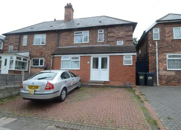 Thumbnail 3 bed detached house for sale in St Margarets Road, Ward End, Birmingham