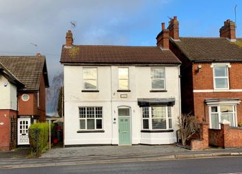 Thumbnail 4 bed detached house for sale in London Road, Coalville