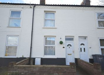 Thumbnail 3 bed terraced house for sale in Rosary Road, Thorpe Hamlet, Norwich