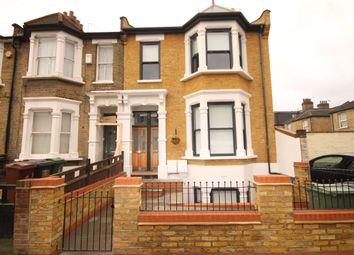Thumbnail 3 bed flat to rent in Capworth Street, Leyton, London