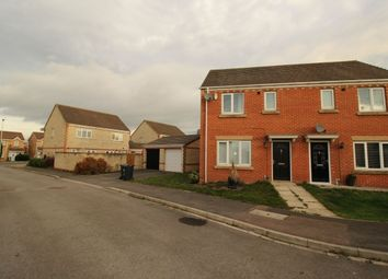 Thumbnail 3 bed semi-detached house for sale in Pinewood Close, Darlington