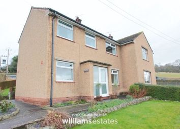 Thumbnail 2 bed semi-detached house for sale in Maes Y Felin, Llanrhaeadr, Denbigh