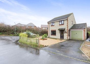 Thumbnail 3 bed detached house for sale in The Kilns, Calne