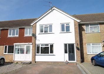 Thumbnail 3 bed terraced house for sale in Southfields Road, Beaumont Park, Littlehampton, West Sussex