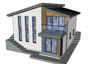 Thumbnail 4 bed detached house for sale in Coed Glas, Hendy, Swansea