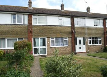 Thumbnail 3 bed terraced house for sale in Laburnum Walk, Rustington, Littlehampton