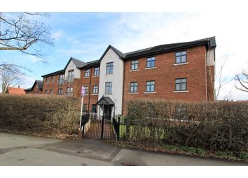Thumbnail 2 bed flat for sale in Henbury Road, Handforth