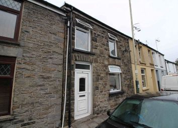 Thumbnail 3 bedroom terraced house for sale in Trehafod Road, Trehafod, Pontypridd