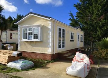Thumbnail 1 bed bungalow for sale in Orchard Park, Worthing Road, Rustington, West Sussex