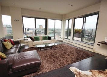 Thumbnail 4 bed flat to rent in Church Street, Manchester