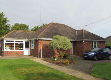 Thumbnail 3 bedroom detached bungalow to rent in The Street, Rumburgh, Halesworth, Suffolk