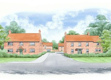 Thumbnail 4 bed detached house for sale in High Street, East Markham, Newark