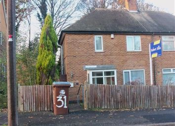 Thumbnail 3 bed semi-detached house to rent in Fernwood Crescent, Wollaton