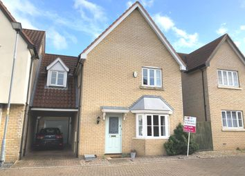 Thumbnail 3 bedroom link-detached house for sale in Ruskin Place, Downham Market