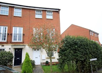 Thumbnail 3 bed end terrace house for sale in Oystermouth Way, Coedkernew, Newport